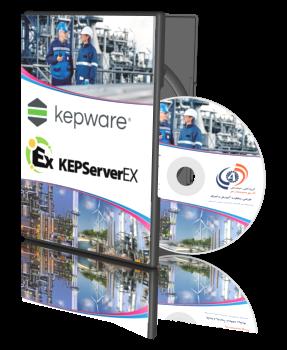 پکیج نرم افزاهای NI OPC Server 2016 + KEPServer EX V6.6