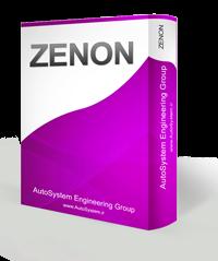 نرم افزار اسکادا/مانیتورینگ ZENON