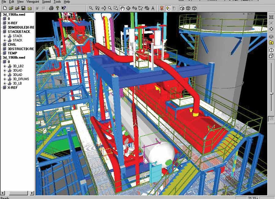 دانلود نرم افزار Intergraph SmartPlant 3D 2011 R1