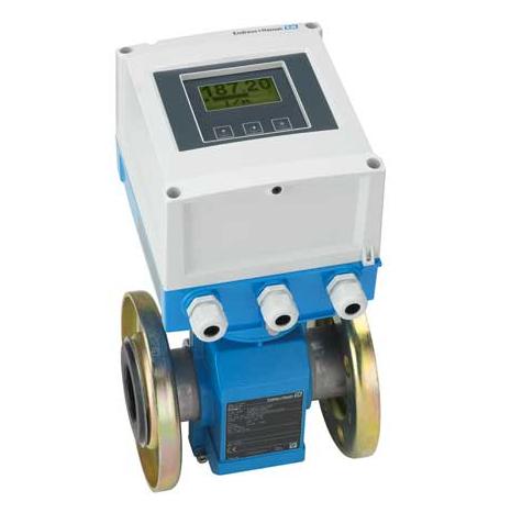 شرکت Endress-Hauser فلومتر الکترومغناطیسی Promag L800 با قابلیت اتصال به موبایل را به بازار عرضه کرد